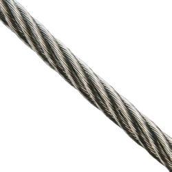 Cable de acero galvanizado Ø 05mm 6x19